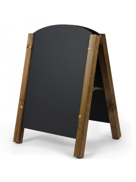 A1 Rounded TopChalkboard
