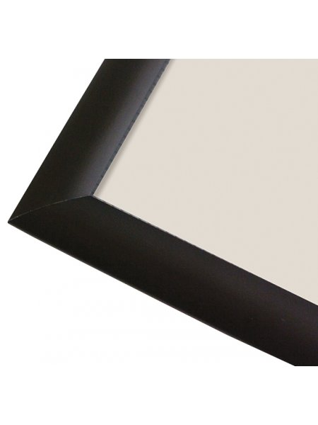Snap Frames A5  BLACK 15mm Profile