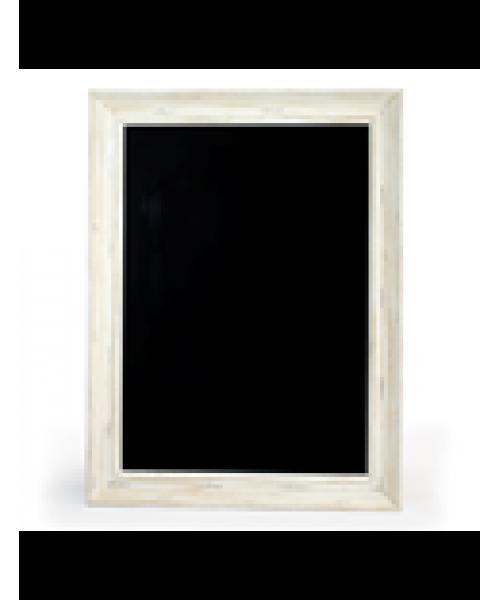White Framed Chalkboard (4)