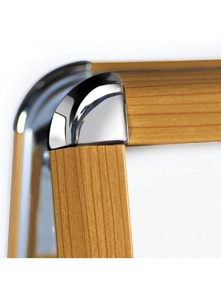 A Board A0 PINE Wood Effect Frame