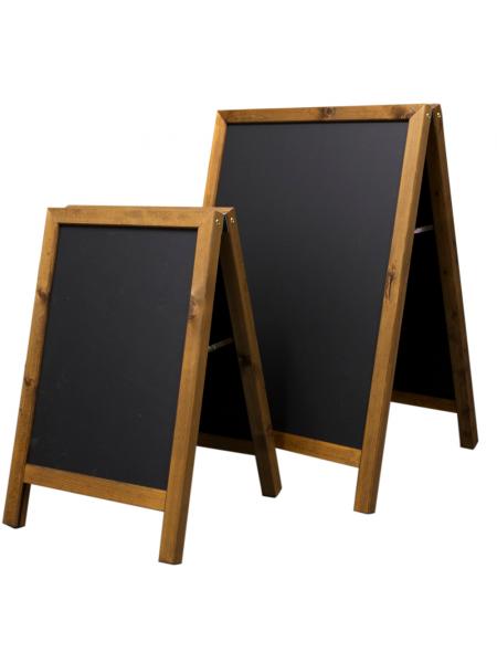 A-Board Chalkboard Square Top