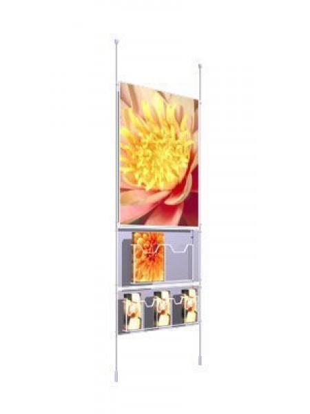 Ceiling-Floor Kit A1 Pocket+Dispensers