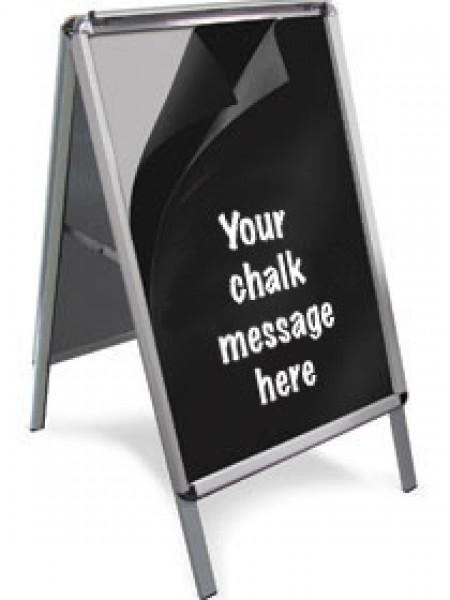 A-Master Chalk Board A-Board  20x30 size