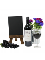 A3 Table Top Easel easy clean Chalk Board