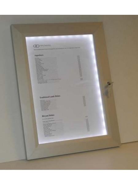 Menu-lite Menu box LED A2