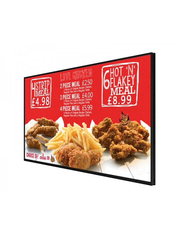 Digital Menu Board 32