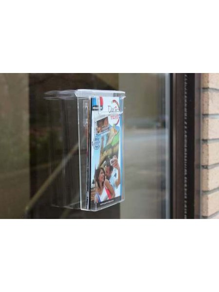 Exterior Leaflet Holder 1/3 A4