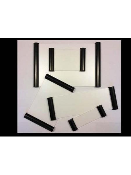 Door Signs Black 105 mm x 297mm