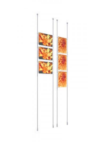 3 Poster (A4 Landscape) Cable Kit