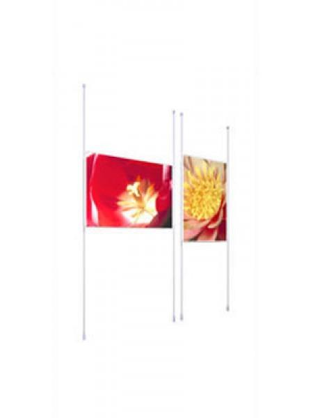 A1 Landscape Poster Cable Kit