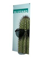 New Blizzard Graphic and PRINTED Banner