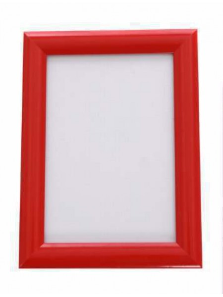 25mm RED  Snapframe (A2)