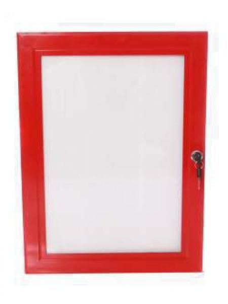 Red Slimlok(A1)Poster Case