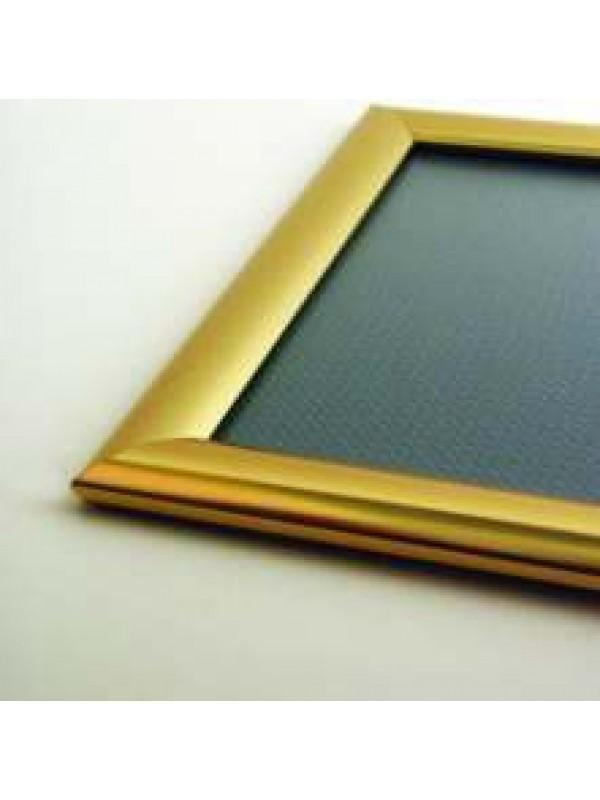 Polished Gold (A3) 25mm Snap Frame