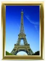 Polished Gold (A2) 25mm Snap Frame