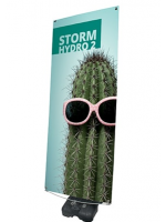 Storm Hydro 2 double sided Banner NOT PRINTED