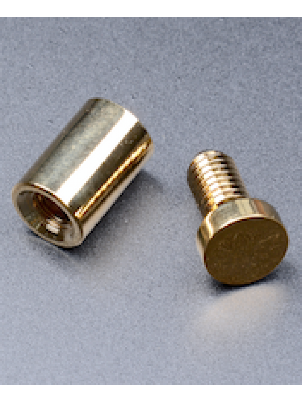 Gold Stand off 19mm diax25 mmH
