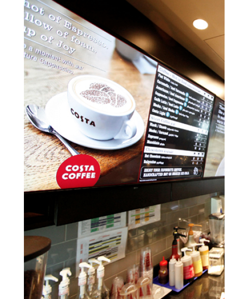 Digital Menu Board (4)