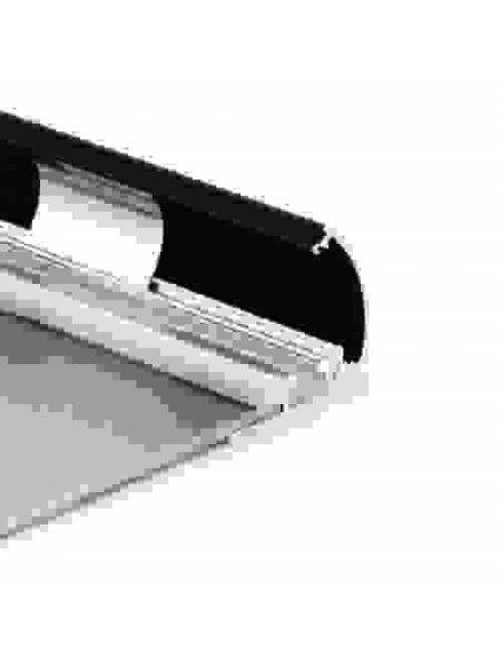 Snap Frames A0 BLACK 25mm Profile