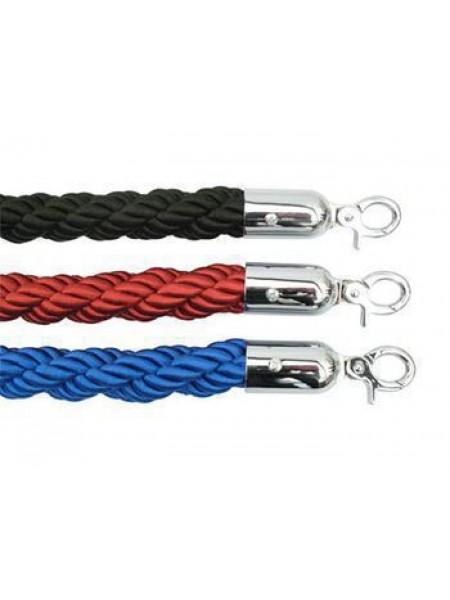 Twisted Rope Black