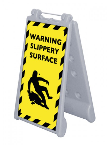 A-Board with weighted Water Base