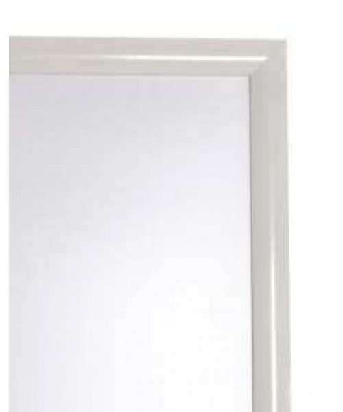 WHITE Snap frames Poster 25mm (8)