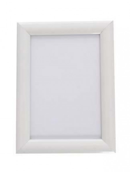 25mm WHITE  Snapframe 25mm (20ins x 30 poster size)