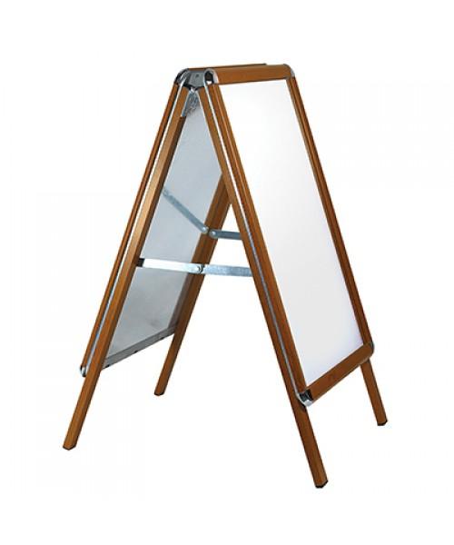 A-Board OAK Wood Effect Frame (5)