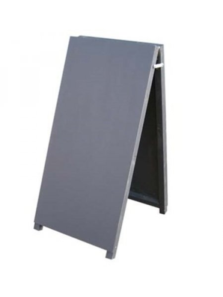 A Frame chalkboards  4ft high