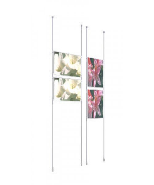 Floor/Ceiling Poster Displays (9)