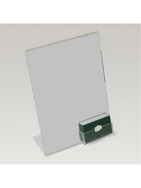 A4 Menu Holder and card Dispenser