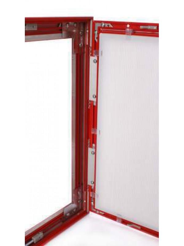 Red Slimlok(A3)Poster Case
