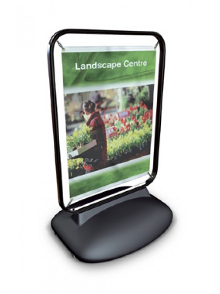Sentinel Banner  (1504mm x 996mm / 60ins x 40 ins  Banner Printed) forecourt sign