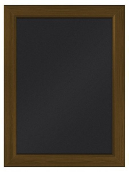 Snap Frame A1 WOOD-Wet Chalk Boards & poster holding
